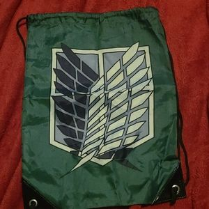 Nerd Block Attach on Titan bag